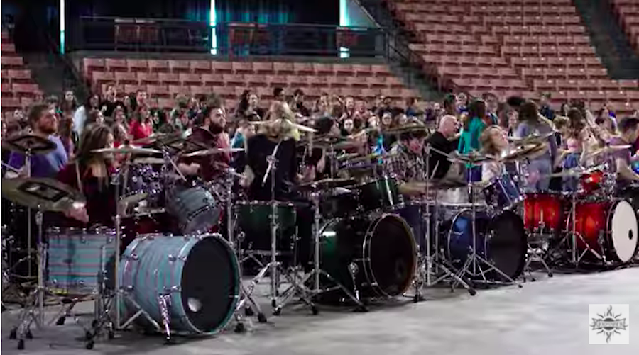 Godsmack Enlists Over 400 Music Students for Powerful 'Unforgettable' Video