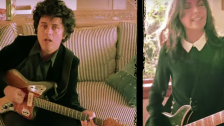 Billie Joe Armstrong Covers 'Manic Monday' With The Bangles' Susanna Hoffs | iHeartRadio
