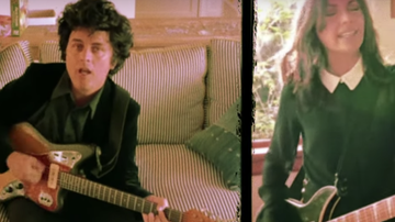 image for Billie Joe Armstrong Covers 'Manic Monday' With The Bangles' Susanna Hoffs