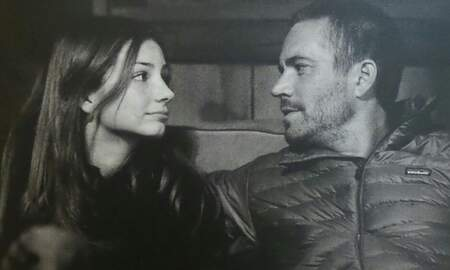 image for Paul Walker's Daughter Shares Emotional, Unseen Video Of Late Dad