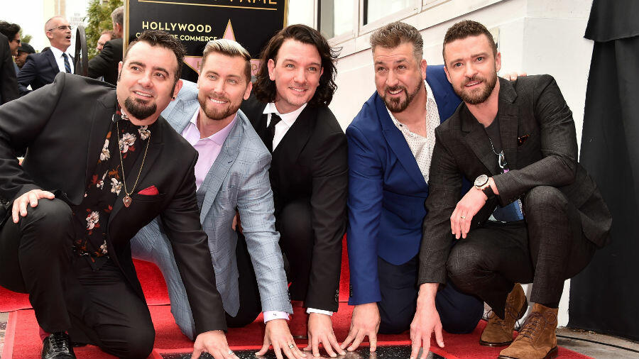 Justin Timberlake Does Indeed Participate In Virtual *NSYNC Happy Hours   iHeartRadio