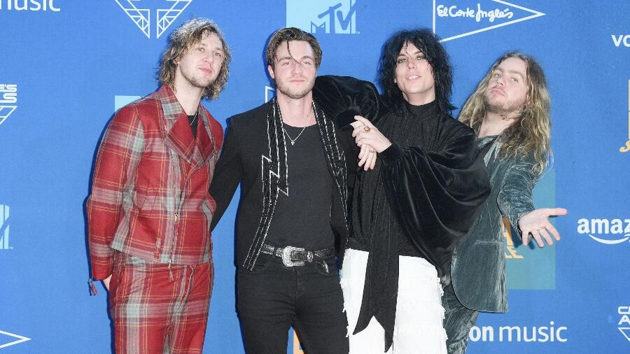 The Struts Cover The Spice Girls' 'Stop' While Doing Choreography   iHeartRadio