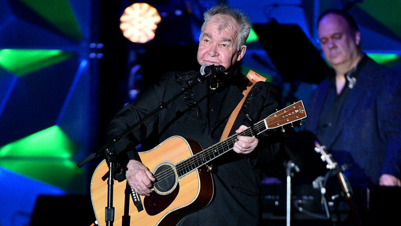 John Prine's Wife Fiona Speaks Out Following His Death From Coronavirus   iHeartRadio