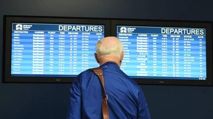 Hollywood Burbank Airport Closes Terminal B Due to Coronavirus   KFI AM 640