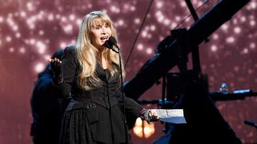 image for Stevie Nicks Just Heard A Dove Sing 40 Years After 'Edge Of Seventeen'