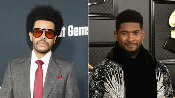 image for The Weeknd Explains Why He 'Got Angry' When He First Heard Usher's 'Climax'