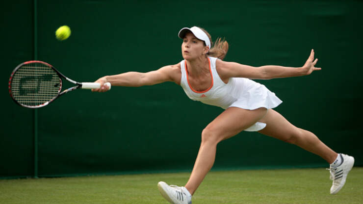 Tennis Star Poses Nude To Save Money on Clothes (NSFW