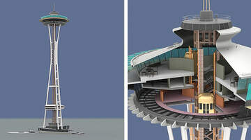 image for What's inside the Space Needle?