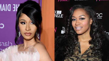 image for Cardi B & 'L&HH' Star Rah Ali Get Into Heated Twitter Exchange