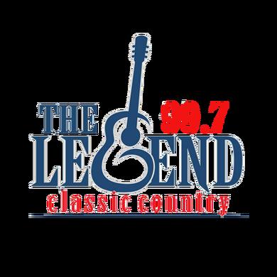 99.7 The Legend logo