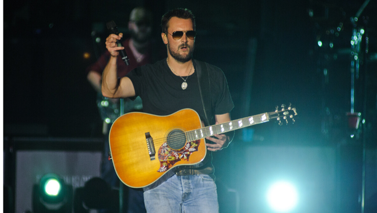 Eric Church Honors John Prine With 'Long Monday' Cover
