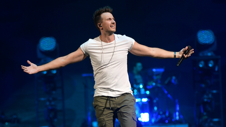 Russell Dickerson Shares Video For New Single, 'Love You Like I Used To'
