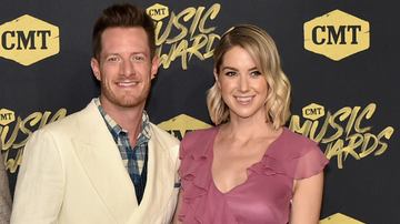 image for Watch Tyler Hubbard's 2-Year-Old Daughter Say Adorable Prayer For Nurses