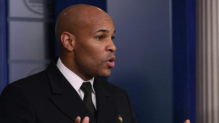 Surgeon General Says Stay At Home Orders Are Making A Difference | News Radio 1200 WOAI | The Joe Pags Show