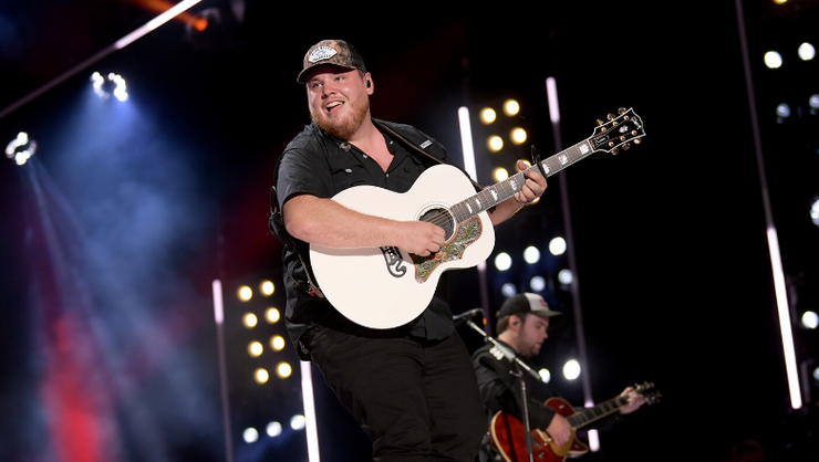 Luke Combs Shares Unreleased Song, 'Used To Wish I Was'
