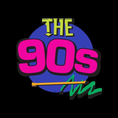 The 90s iHeartRadio logo