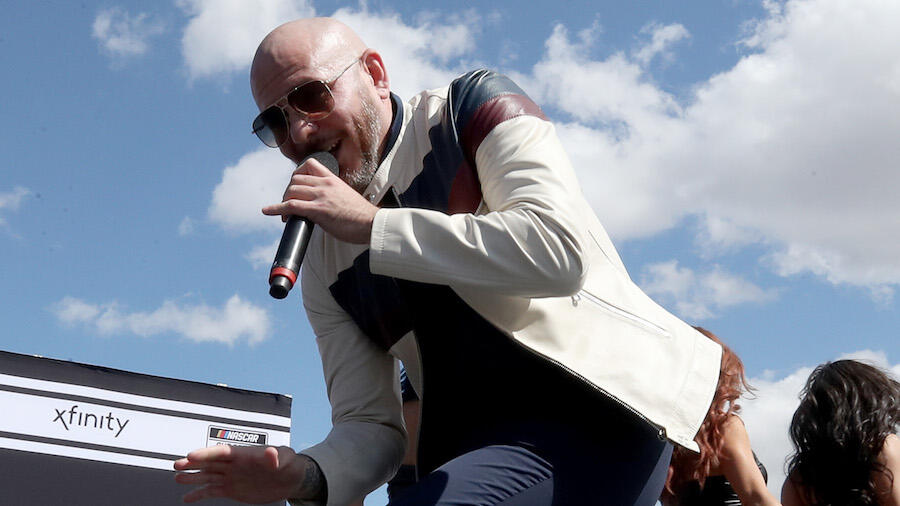 Pitbull Drops New Anthem 'I Believe That We Will Win' For COVID-19 Relief