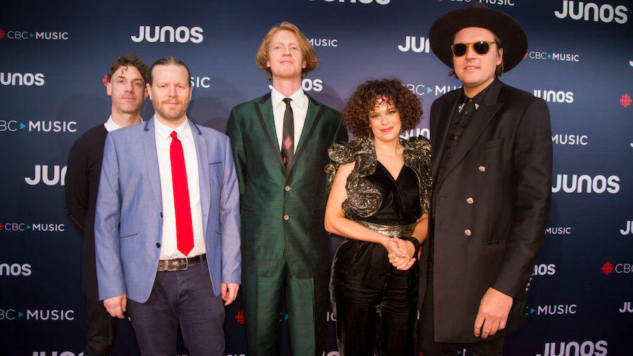 Arcade Fire Was Forced To Stop Recording Their New Album Due To COVID-19