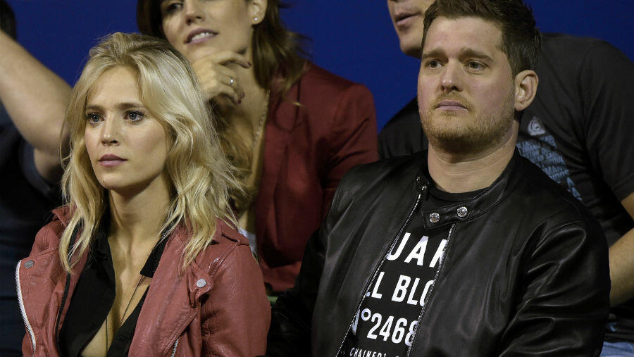 Michael Buble's Wife Denies Abuse Allegations After Viral Instagram Live