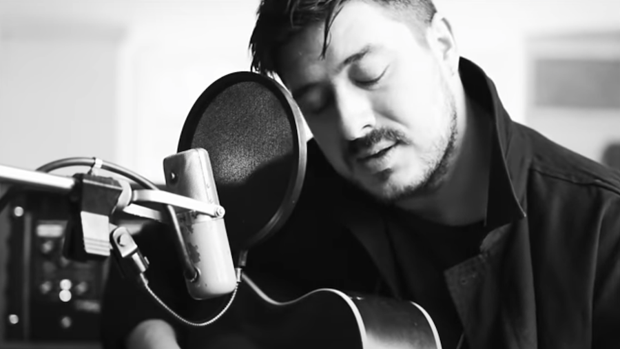 Marcus Mumford And Major Lazer Share 'Lay Your Head On Me' Acoustic Video