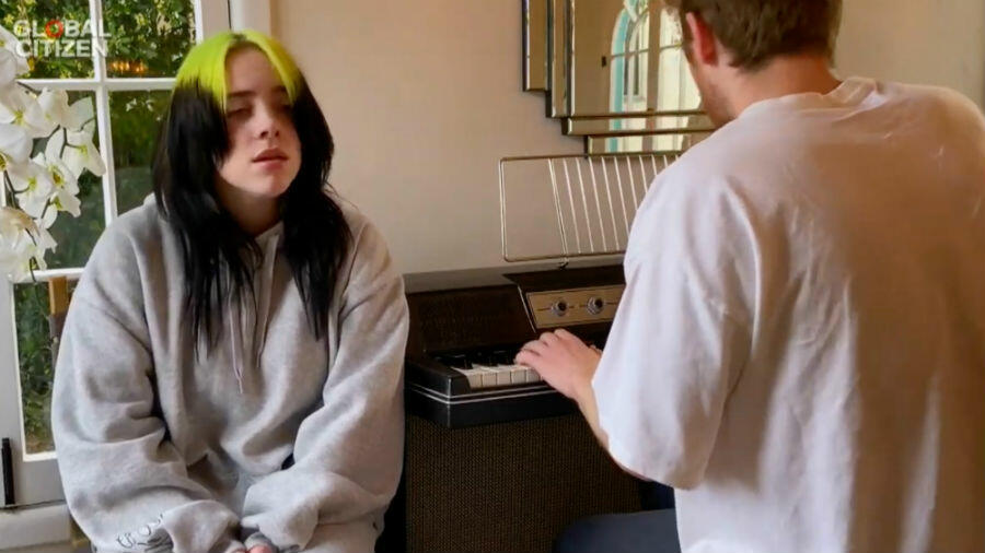 Billie Eilish Puts Her Spin On Bobby Hebb's 'Sunny' For 'One World' Concert