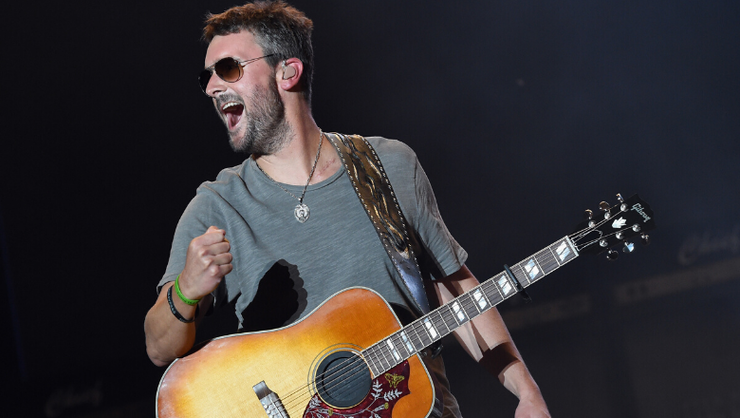 Eric Church Teases New Song 'Through My Ray Bans' In Chilling Video Message