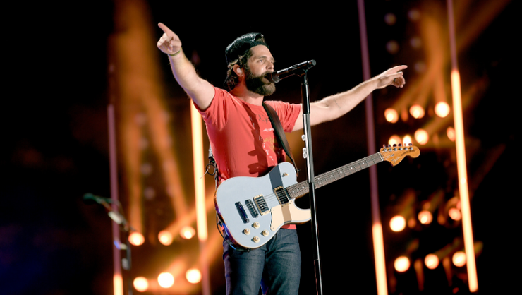 Thomas Rhett Shares New Song, 'What's Your Country Song?'