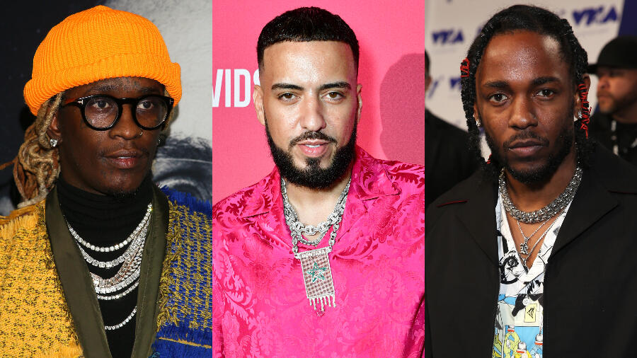 Young Thug Slams French Montana For Kendrick Lamar Comments