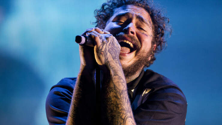 """WATCH: Post Malone Covers """"Return of the Mack"""""""