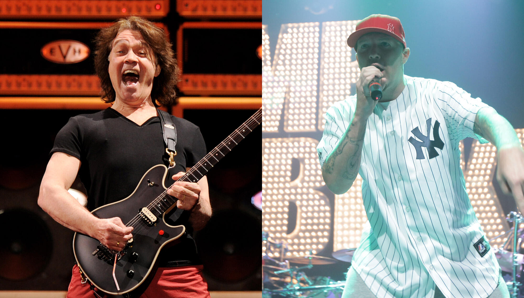 Eddie Van Halen Once Threatened Fred Durst With A Gun After A Jam Session