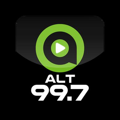 ALT 99.7 logo