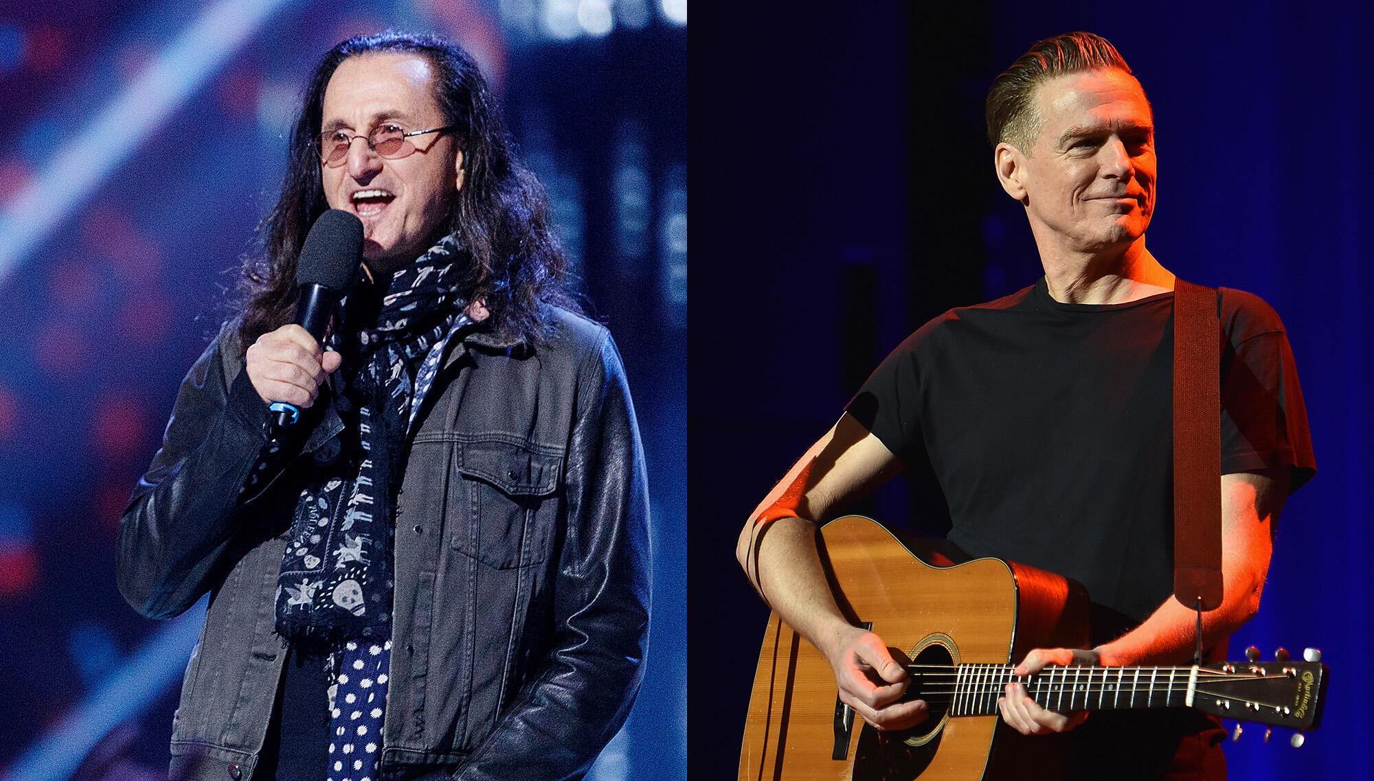 Geddy Lee, Bryan Adams Team Up With Other Canadians For COVID-19 Relief