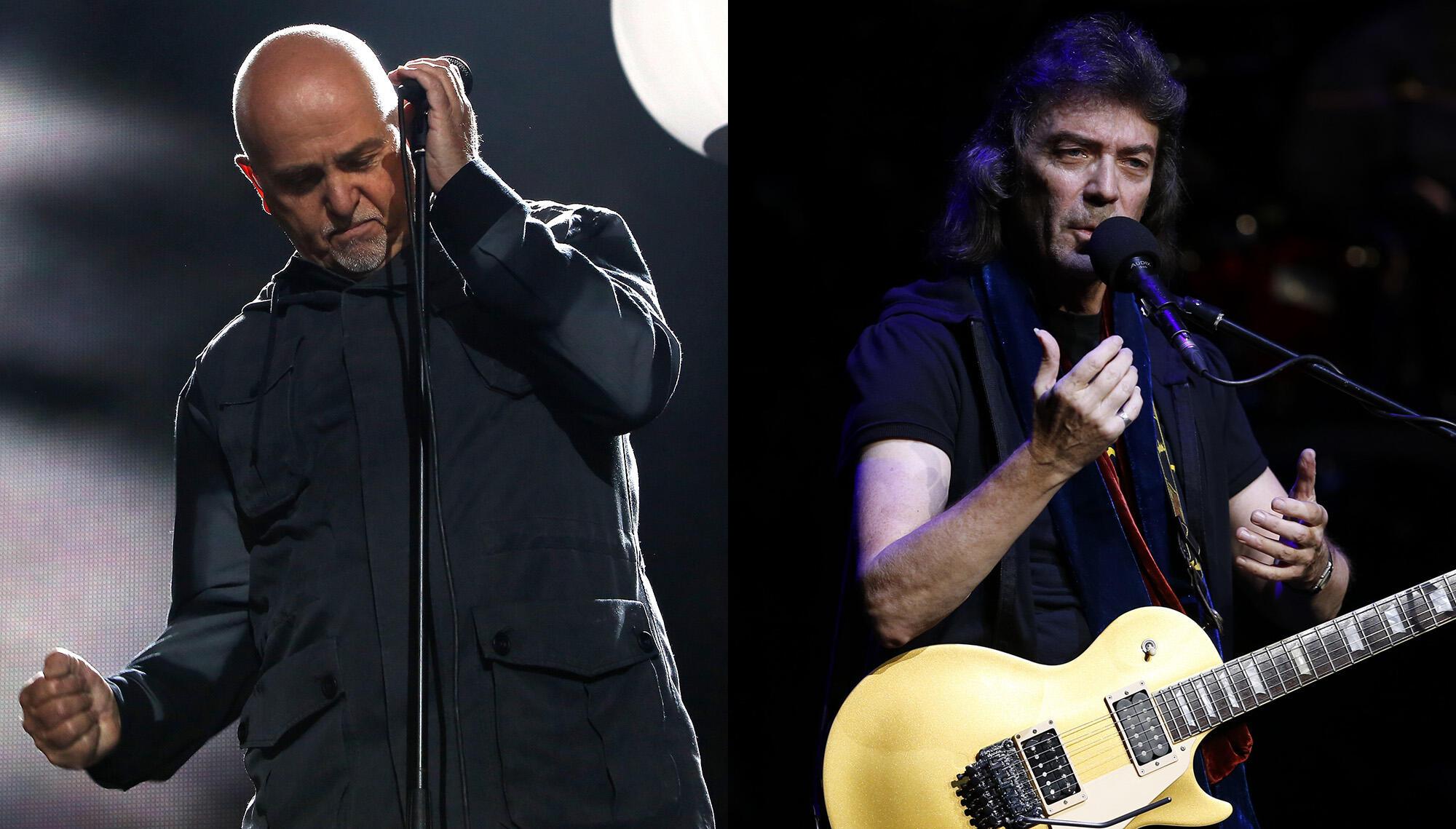 Genesis Reunion With Peter Gabriel, Steve Hackett Would Be 'Uphill' Effort