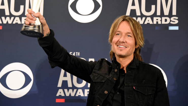 2020 ACM Awards Will Take Place At Three Iconic Nashville Venues
