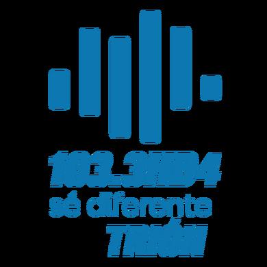 Trión 103.3 HD CDMX logo
