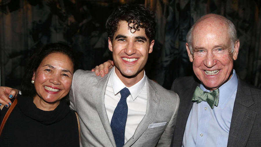Darren Criss Mourns His Father's Death In Heartfelt Tribute