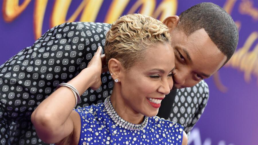Jada Pinkett Smith Says She Doesn't Know Husband Will Smith 'At All'