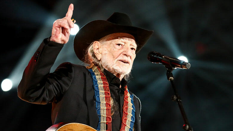 HEAR: Nathaniel Rateliff's Birthday Song To Willie Nelson