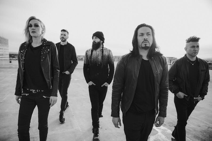 Pop Evil Drops Two New Songs 'Work' & 'Let the Chaos Reign' From New Album