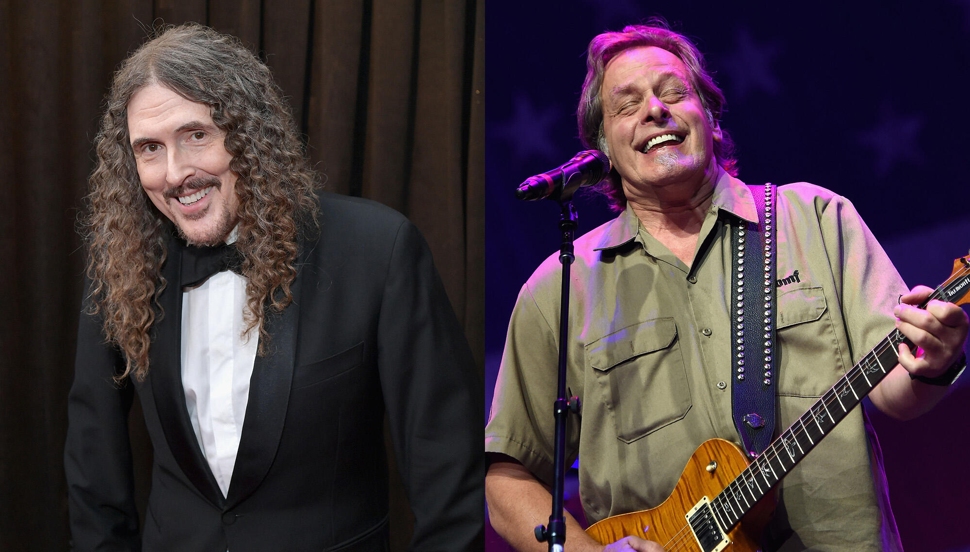 'Weird Al' Yankovic Guest Stars As Ted Nugent In Return Of 'Reno 911'