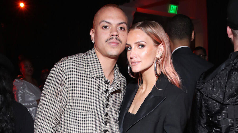 Ashlee Simpson Expecting Second Child With Husband Evan Ross