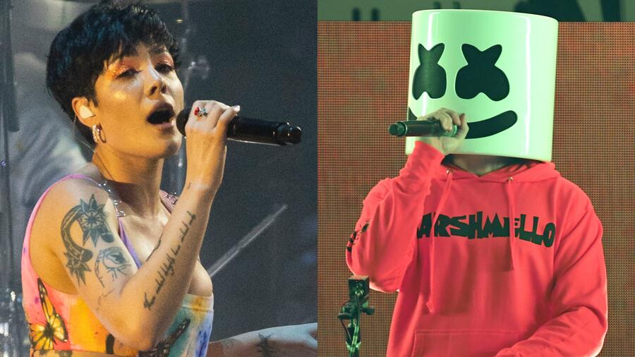 Marshmello Taps Halsey For Open-Hearted New Song 'Be Kind'