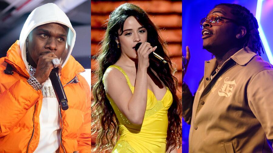 Camila Cabello, DaBaby & Gunna Turn Up On 'My Oh My' Remix