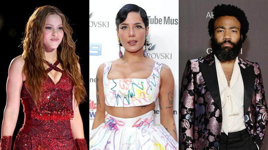 Halsey, Shakira, And More To Perform For 'Disney Family Singalong' Vol. 2