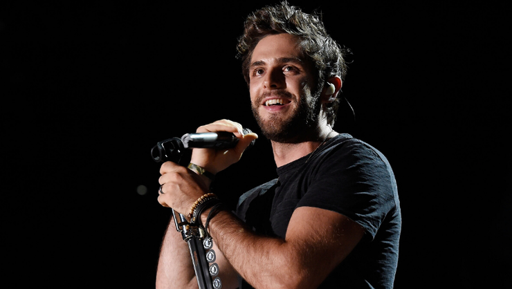Thomas Rhett Goes Back To Hit Roots In New Song, 'Country Again'