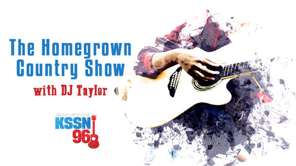 Local Artists and Bands: Send in your music for the Homegrown Country Show! And listen Sunday nights at 6pm for great local Country music!
