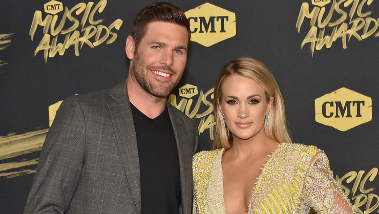 Carrie Underwood Says She's 'Next' After Husband Gives Son Haircut