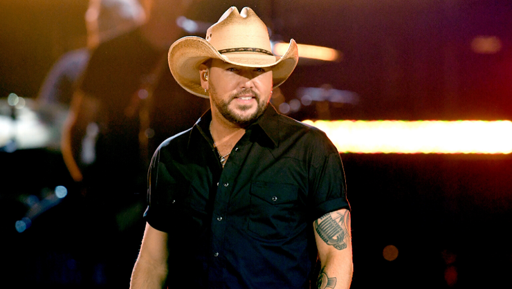 Jason Aldean Surprises Daughter Keeley With Prom At Home During Quarantine