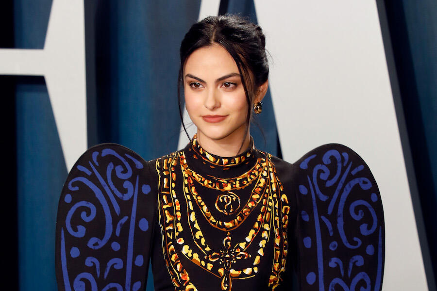Riverdale's Camila Mendes Recreated Beyoncé's Iconic Pregnancy Shoot Photo | iHeartRadio
