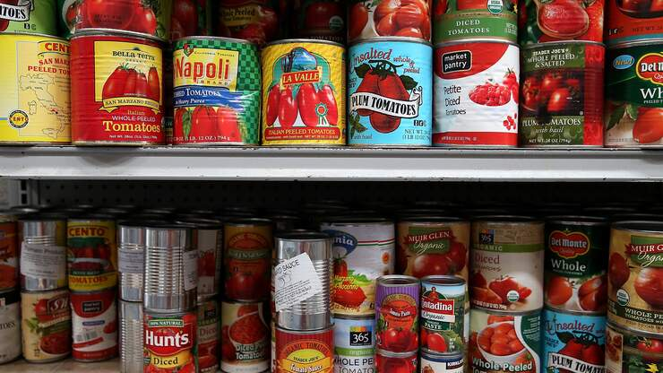These Pantry Items Have A Long Shelf Life!   98.1 The Breeze   The Morning Breeze